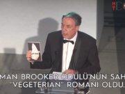 Man Booker Ödülü sahibini buldu
