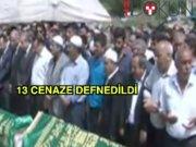 Diyarbakır'da 13 cenaze defnedildi