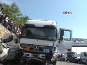 Sancaktepe'de kaza