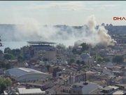 Kasımpaşa'da korkutan yangın