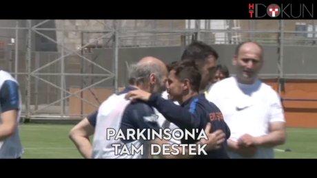 Parkinson'a beyin pili ile çalım attılar