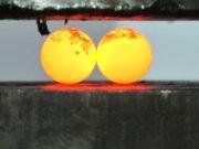 Nikel toplar pres makinesinin altında kalırsa....