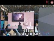 Evdeki asistan: Google Home