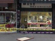 Gaziosmanpaşa'da kuyumcu soygunu girişimi