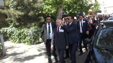Kemal Kılıçdaroğlu'na yumurta attılar