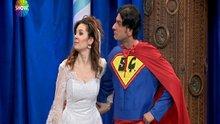 Bir süper kahramanın düğün töreni!