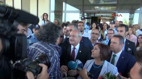 Kılıçdaroğlu, Antalya'da da protesto edildi