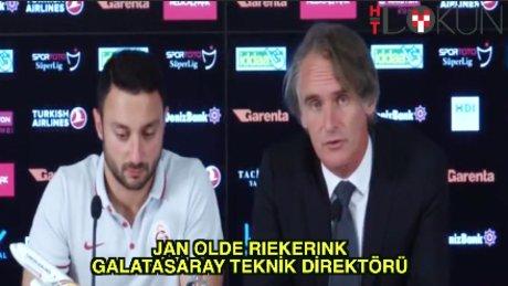 Galatasaray - Kayserispor maçının ardından