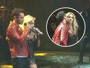 Hadise ve Murat Boz aynı sahnede