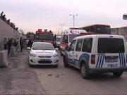 Bayrampaşa'da zincirleme trafik kazası