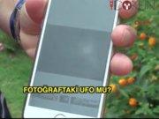 Fethiye'de fotoğraflı UFO iddiası
