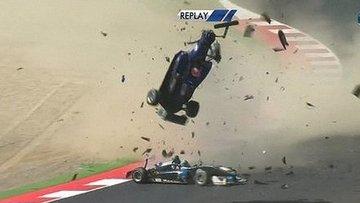 F3 Şampiyonası'nda facia