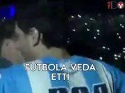 Arjantinli yıldız Diego Milito