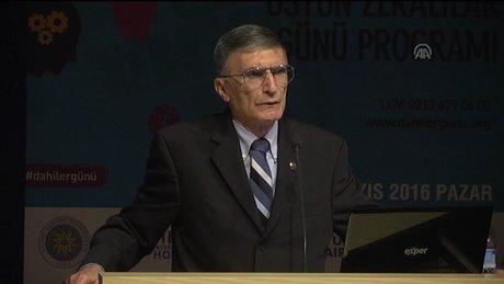 Nobel ödüllü Türk bilim insanı Prof. Dr. Sancar