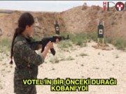 Amerikalı komutan Votel Kobani'deydi