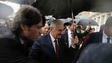 MKYK Binali Yıldırım başkanlığında ilk kez toplandı