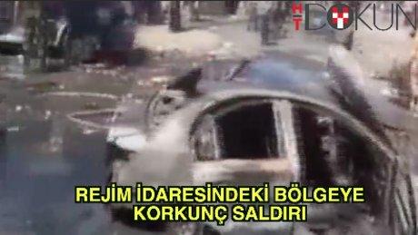 Esad'a terör şoku