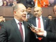 Recep Akdağ bakanlık haberini AK Parti Grup toplantısında aldı