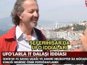 Türk Jetleri UFO'larla it dalaşı mı yaptı?