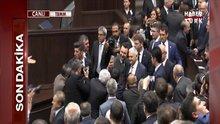 Binali Yıldırım AK Parti grubunda