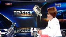 Meral Akşener Habertürk TV'de - 2.Bölüm