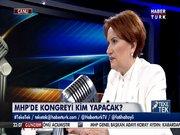Meral Akşener Habertürk TV'de - 1.Bölüm