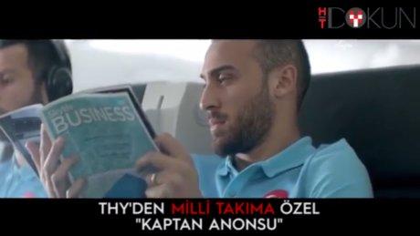 Thy'den milli takıma kaptan anonsu