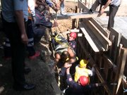 Kartal'da iş kazası