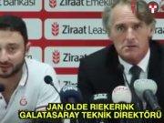 Galatasaray - Fenerbahçe Ziraat Türkiye Kupası finalinin ardından