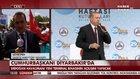 Cumhurbaşkanı Erdoğan ve Başbakan Yıldırım Diyarbakır'da
