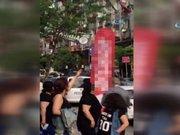 Bakırköy'de rehine krizi