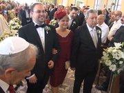 Edirne Büyük Sinagog'da 41 yıl sonra ilk nikah kıyıldı
