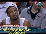 NBA'li DeJean Jones öldürüldü