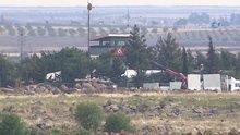 TSK, Suriye sınırında teyakkuzda