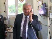 Başbakan Yıldırım, taksicileri ziyaret etti