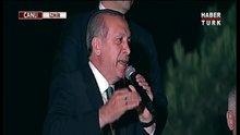 Cumhurbaşkanı Erdoğan İzmir'de konuştu!