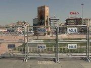 Gezi parkı yıl dönümünde önlem