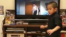 6 yaşındaki Bruce Lee