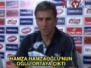 'Çocuğumun babası Hamza Hamzaoğlu'