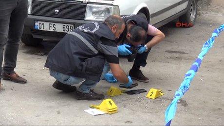 Adana çifte tabancalı suç makinesi yaralı yakalandı