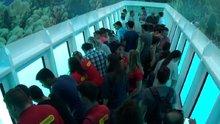 Türkiye'nin ilk denizaltı teknesi