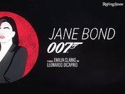 Emilia Clarke'in James Bond hayali gerçek oldu