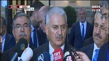 Başbakan Yıldırım Bakü'de