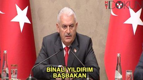 Başbakan Binali Yıldırım Azerbaycan'a gitti