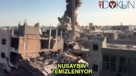 Nusaybin'de operasyonlarda sona doğru