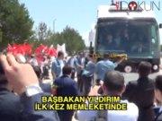 Yıldırım: 'Ekmeğimizi böleriz Türkiye'yi böldürmeyiz'