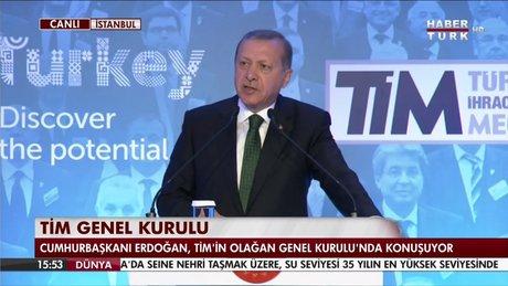 Cumhurbaşkanı Erdoğan Almanya'yı eleştirdi