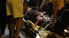 Köpeğine bakmak isterken 3'ncü kattan düşüp yaralandı