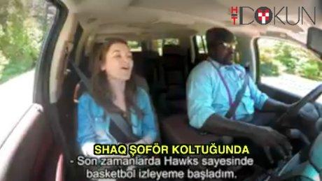 Taksi şoförü Shaq