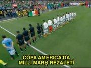 Copa America'da Uruguay'a büyük ayıp